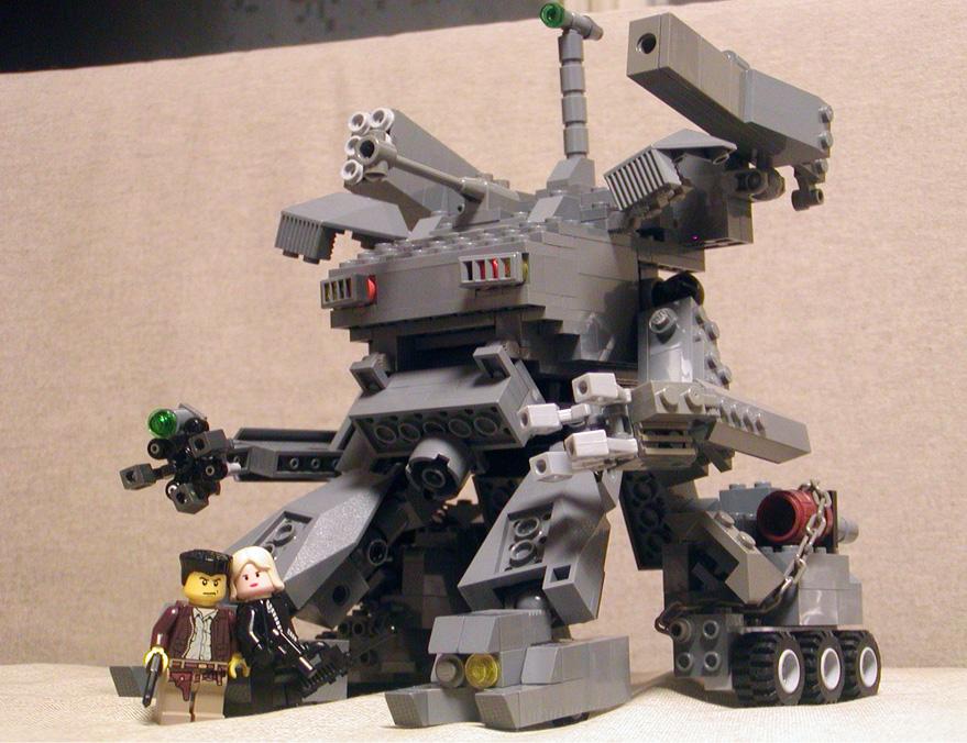 Legohed